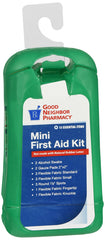 GNP Mini First Aid Kit, 15 Pieces