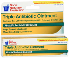 GNP Triple Antibiotic Ointment, .5 Oz