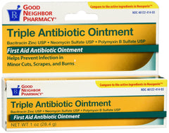 GNP Triple Antibiotic Ointment, 1 Oz