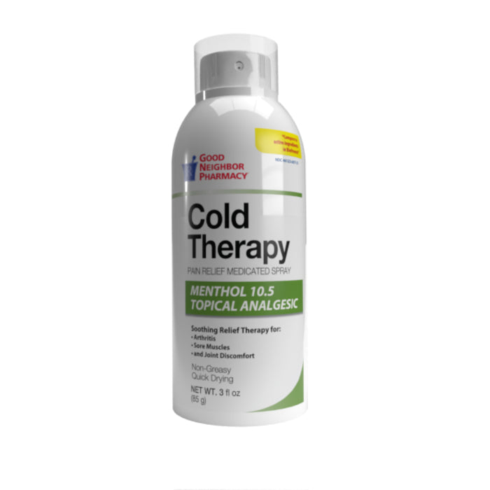 GNP Cold Therapy, 3 Fl Oz