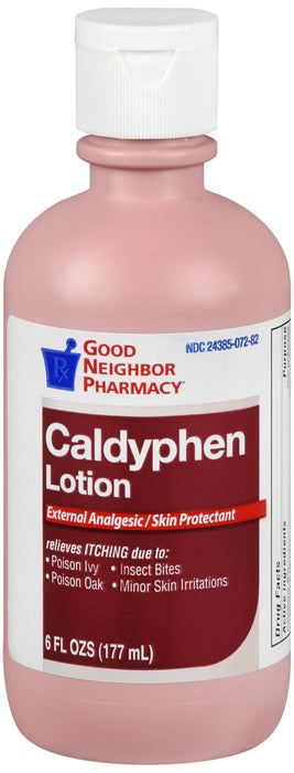 GNP Caldyphen with Pramoxine Lotion, 6 Oz