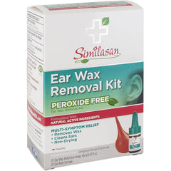 Similasan Ear Wax Removal Aid 0 33 Fl oz (10 ml)