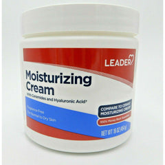 LEADER MOISTURIZING CREAM 16 oz