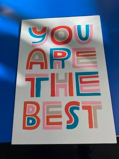 RECYCLED - You Are The Best
