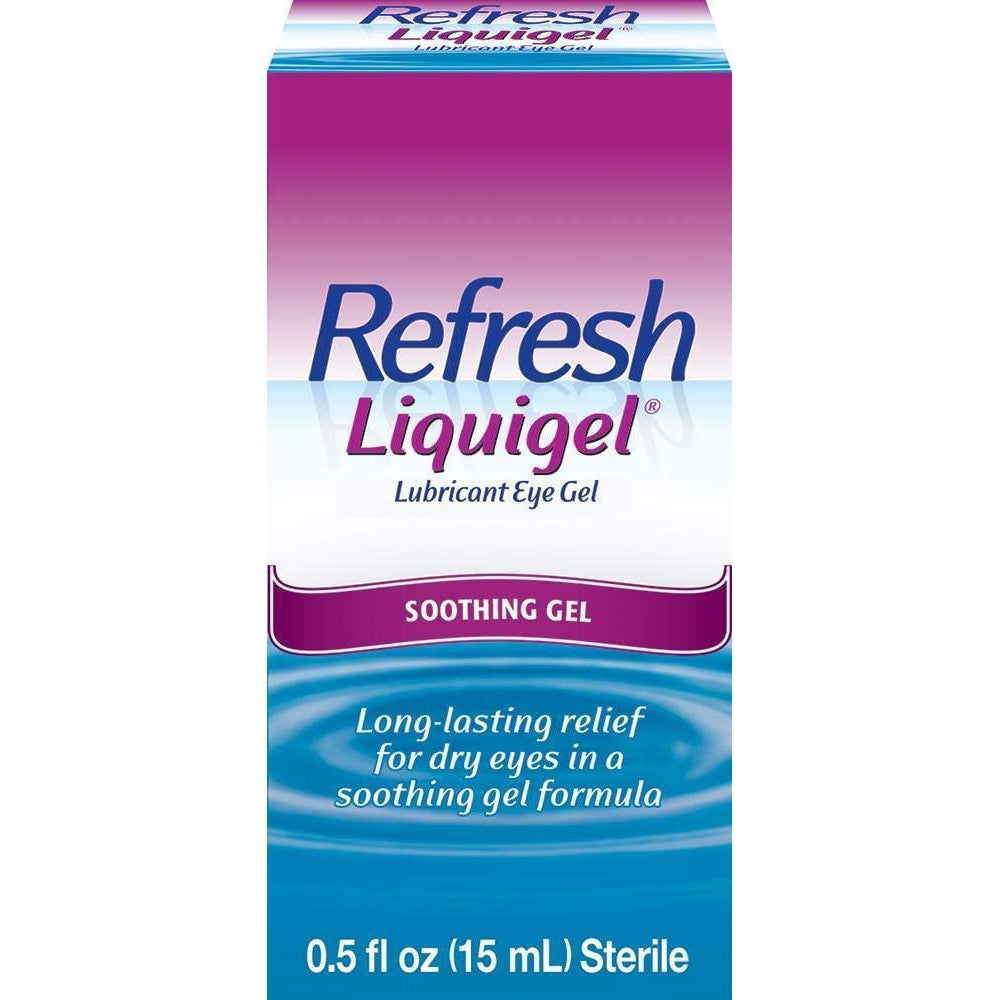 Refresh Liquigel Lubricant Eye Gel 0.5 Fl. oz (15 ml)