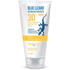 Blue Lizard Sunscreen with Hydrating Hyaluronic Acid SPF 30+, 3 oz