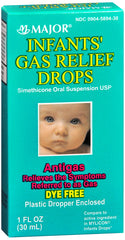 Major Infants Gas Relief Drops 20 MG, 30 ML
