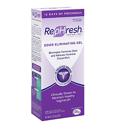 Rephresh Vaginal Gel, 4 CT