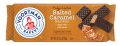 Voortman Fudge Covered Salted Caramel Wafers