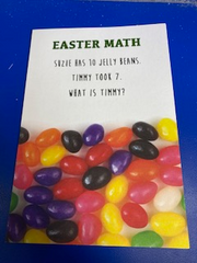 RECYCLED - Easter Math