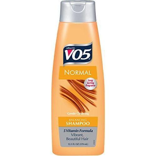 Alberto VO5 Normal Balancing Shampoo with Vitamins C and E for Unisex, 12.5 Oz