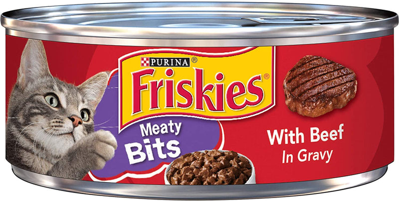 Purina Friskies Extra Gravy Canned Wet Cat Food