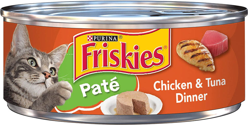 Purina Friskies Canned Wet Cat Food