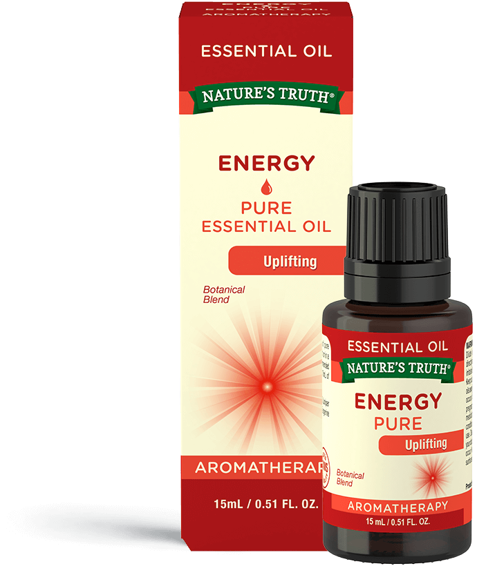 Nature's Truth Pure Energy Essential Oil, 0.51 Fl Oz