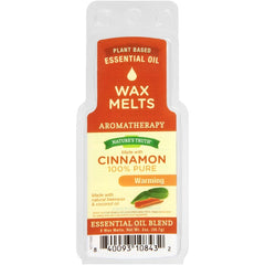 Nature's Truth Aromatherapy Wax Melts, Cinnamon, 8 Count