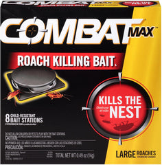 Combat Source Kill Max R2 Large Roach Bait - 1 Box