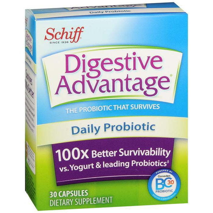 Digestive Advantage Daily Probiotic - 30 count