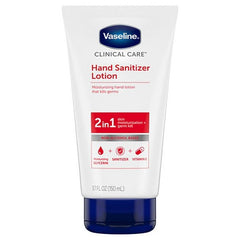 Vaseline 2-in-1 Sanitizer Lotion - 5.1 fl oz