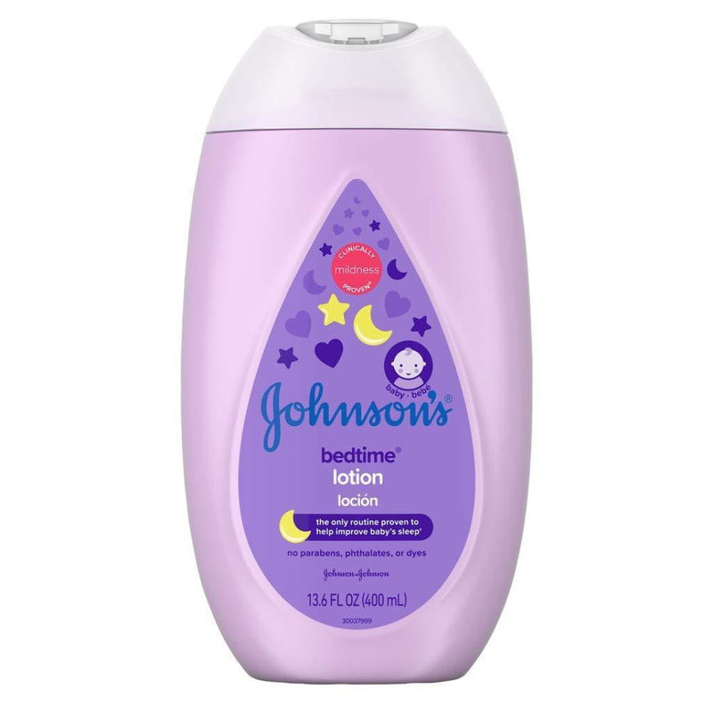 Johnsons Baby Bedtime Lotion 13.6 oz