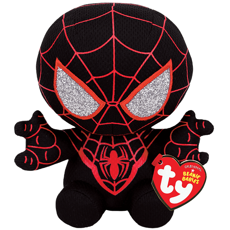 TY Beanie - Spider-Man (Miles Morales)