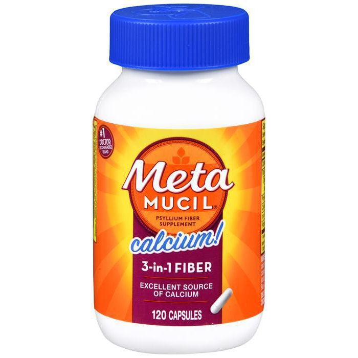 Metamucil Healthy Bones Capsule - 120 count