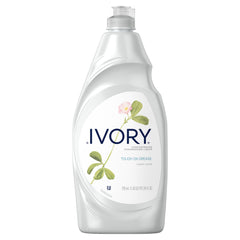Ivory Ultra Concentrated Liquid Dish Soap, Classic Scent, 24 fl oz***