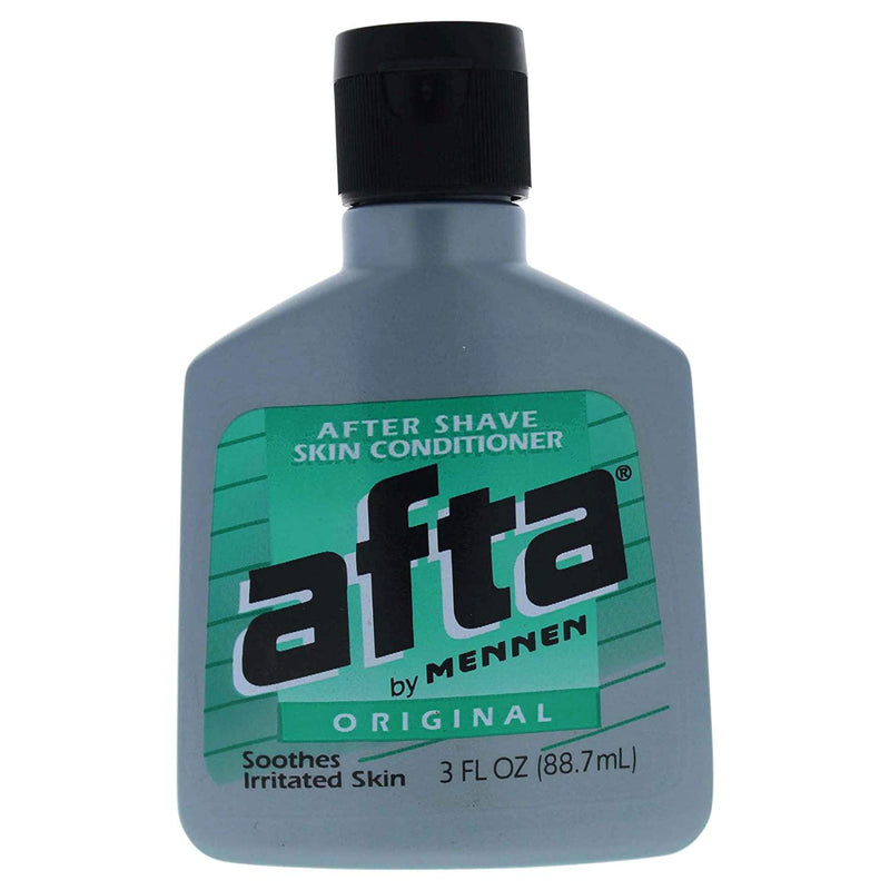 Afta After Shave Skin Conditioner Original - 3 oz