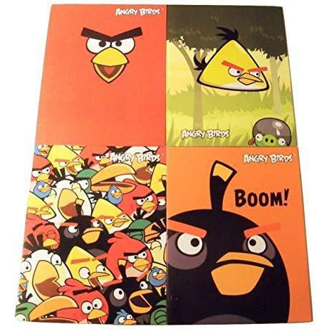 Angry Birds Folder, 1 Count