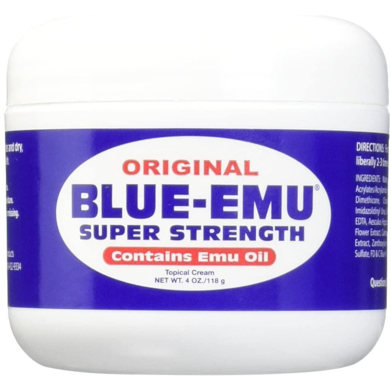 Blue-Emu Super Strength Emu Oil, 4 Oz.