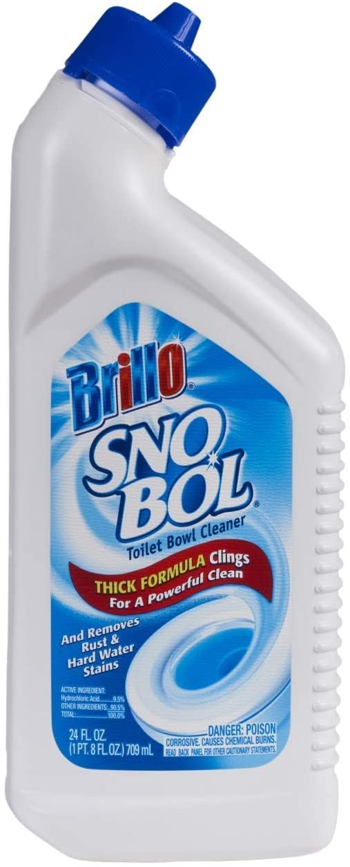 Sno Bol Toilet Bowl Cleaner - 24 Oz