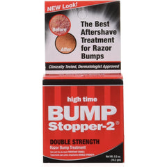 Bump Stopper-2 Razor Bump Treatment, Double Strength Formula - 0.5 oz