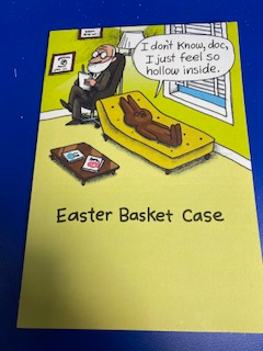 RECYCLED - Easter Basket Case