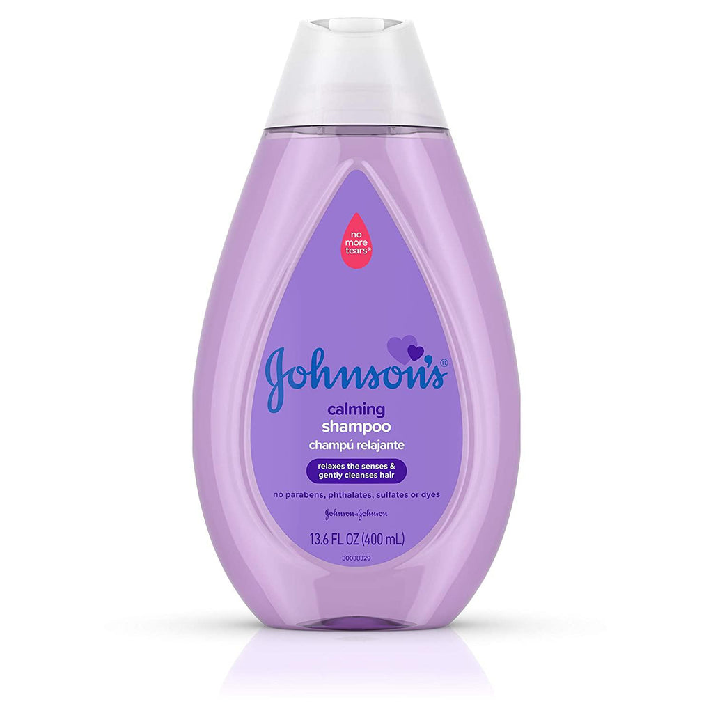 Johnsons Baby Shampoo Calming 13.6 Ounce (400ml)