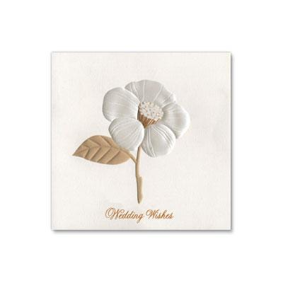 PAPYRUS wedding white pearl flower