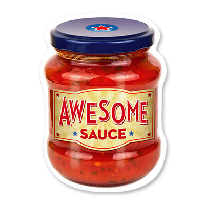 RECYCLED - Awesome Sauce