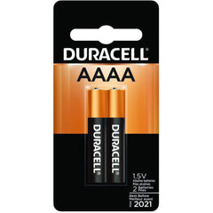 Duracell - AAAA 1.5V Specialty Alkaline Battery, 2 Count