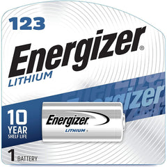 Energizer 123 3V Lithium Battery, 1 Count