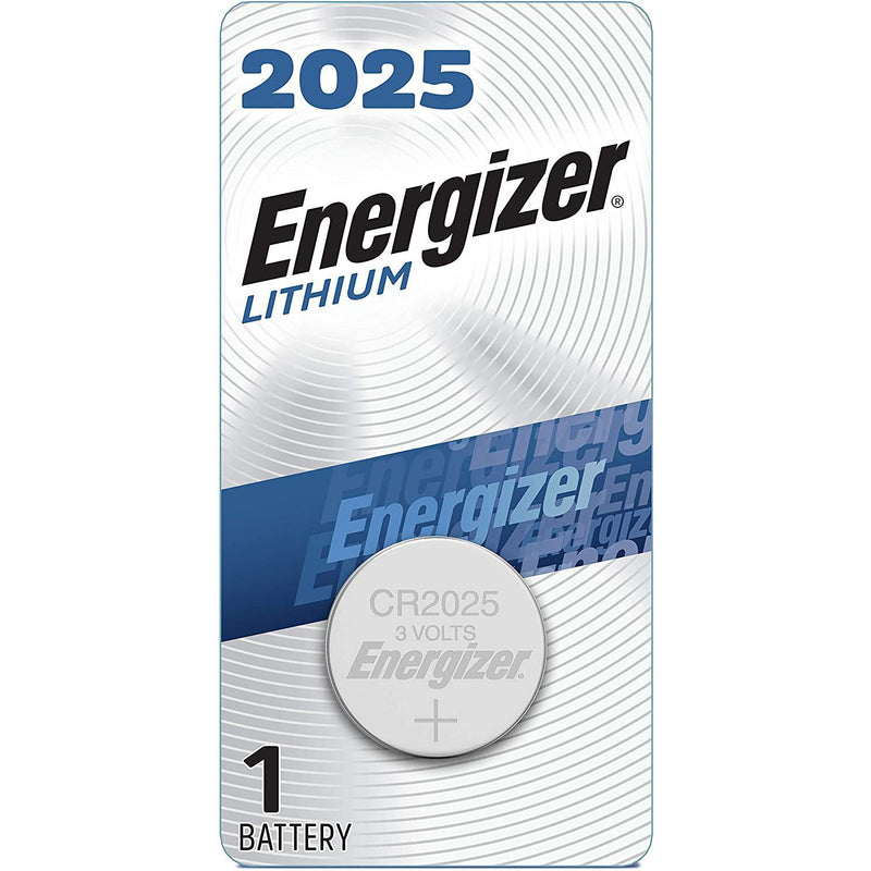 Energizer 2025 Batteries 3V Lithium, 1 Count