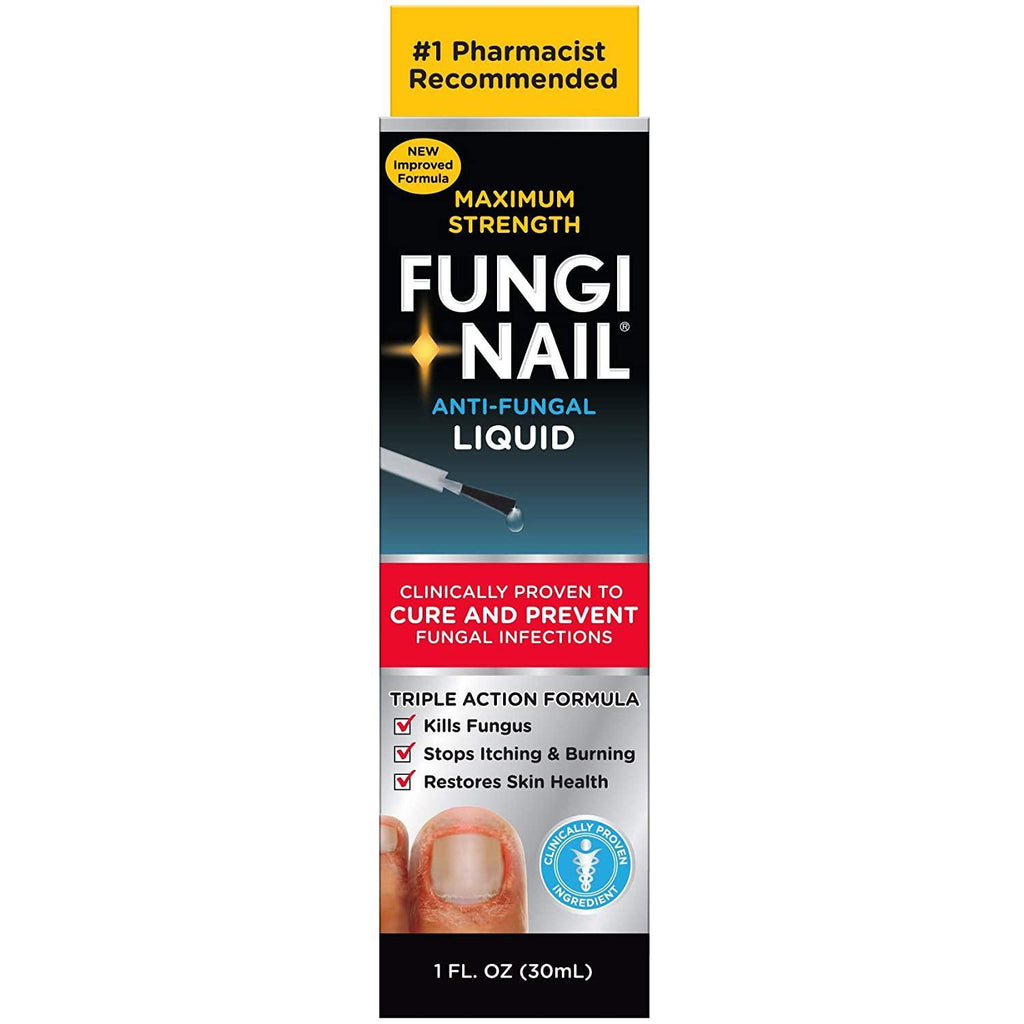 Fungi-Nail, Anti-Fungal Solution, 1 Ounce