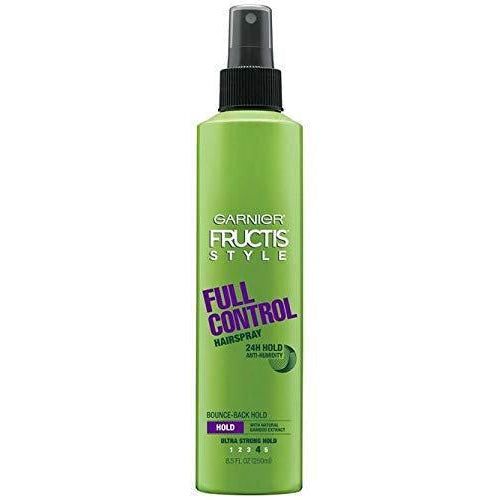 Garnier Fructis Style Full Control Anti-Humidity Non Aerosol Hairspray, 8.5 oz