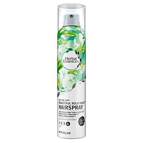 Herbal Essences Set Me Up Beautiful Bold Hold Hairspray, 8 Oz.
