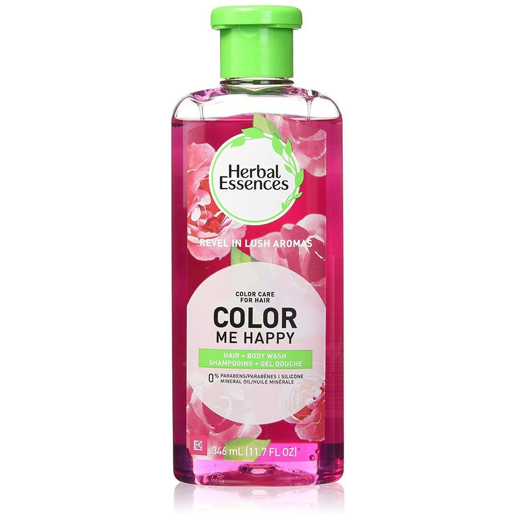 Herbal Essences Color Me Happy Shampoo and Body Wash, 11.7 Fl. Oz.