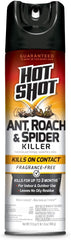 Hot Shot, Ant, Roach & Spider Killer Fragrance-Free, 17.5 Oz, 1 Can