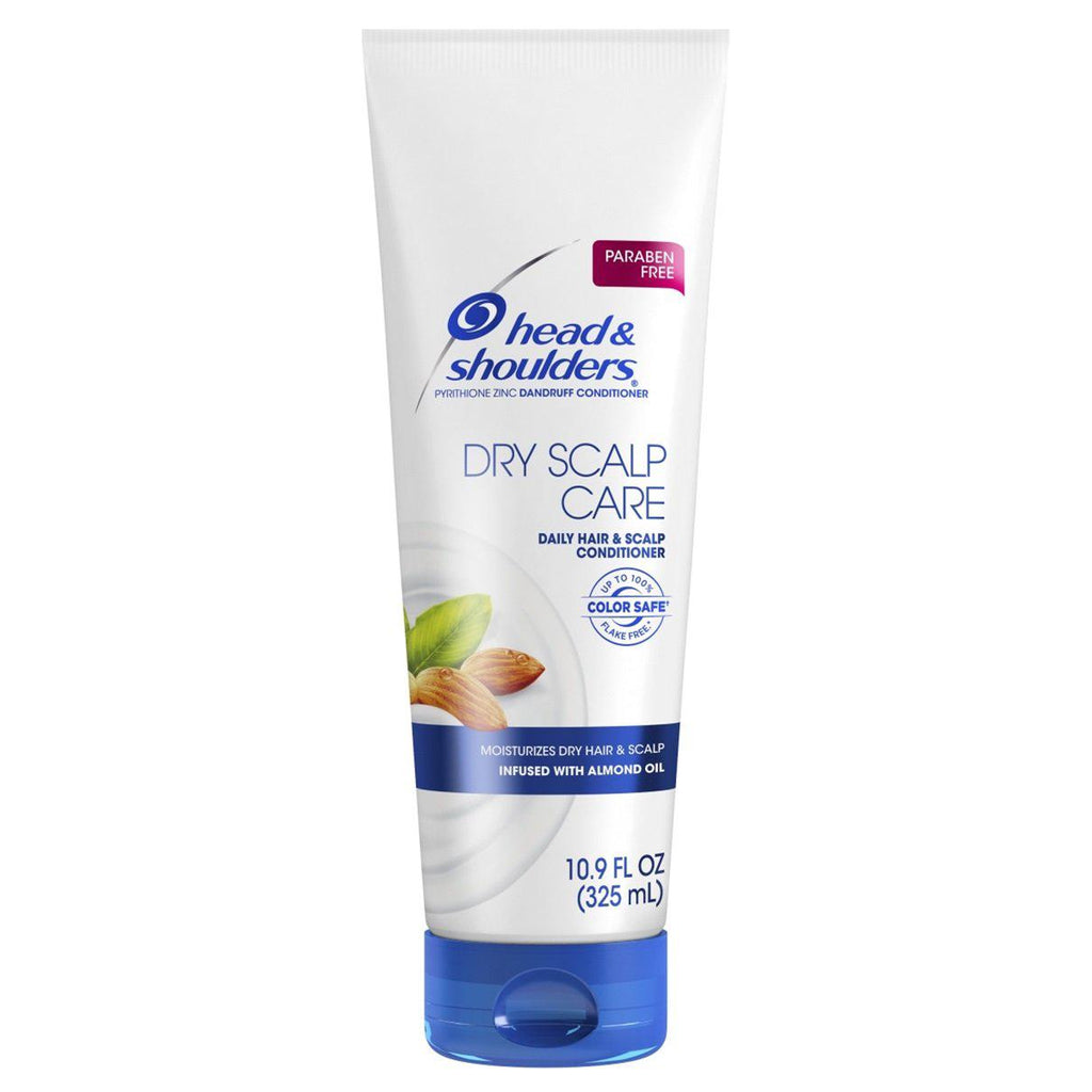 Head and Shoulders Paraben Free Dry Scalp Care Conditioner, 10.9 Ounce