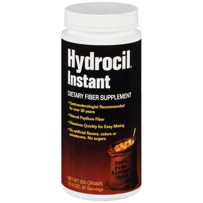 Hydrocil Dietary Fiber Supplement - 10.6 Ounce