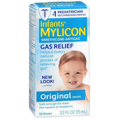 Infants' Mylicon Gas Relief Drops for Infants and Babies - 1 Oz