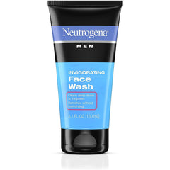 Neutrogena Men Oil-Free Invigorating Face Wash - 5.1 Oz
