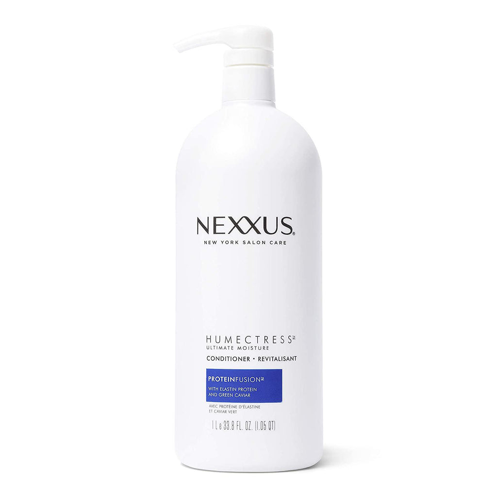 Nexxus Humectress Moisturizing Conditioner for Dry Hair, Ultimate Moisture, 33.8 Oz