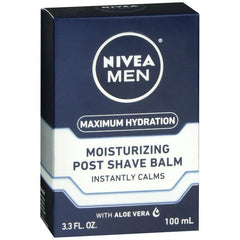 NIVEA Moisturizing Post Shave Balm - 3.30 oz