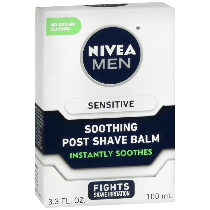NIVEA Sensitive Post Shave Balm - 3.30 oz